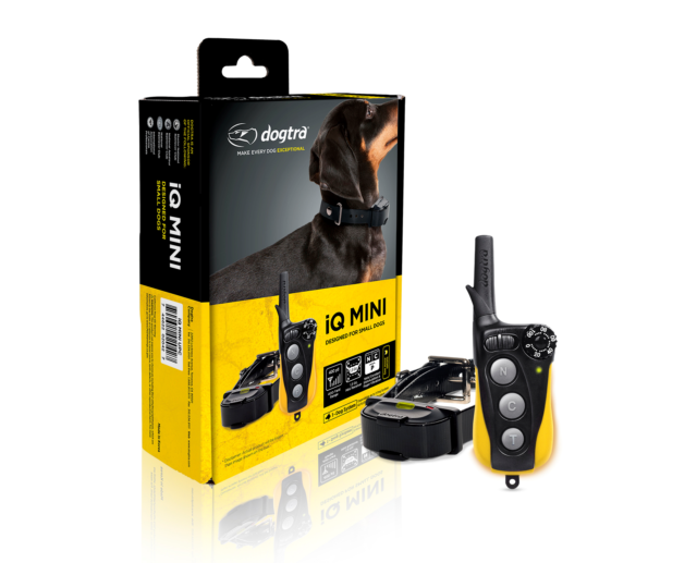 lbs iQ Plus+ Dogtra iQ Plus Electronic Dog Collar w// Remote for Dogs 10