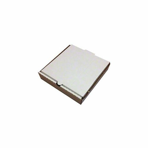 "50 CS Ingles Box Company WHKR77150 7/"" E-Flute Pizza Box"