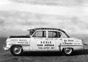 DE-SOTO-DIPLOMAT-1953-CAR-REDEX-TRIAL-A3-POSTER-PRINT-PHOTO-PICTURE-IMAGE-x