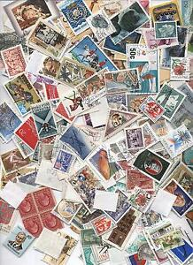 Dans le monde entier/GB/ON &amp; OFF Papier/kiloware/CRAFT/DECOUPIS/Stamp Collector 							 							</span>