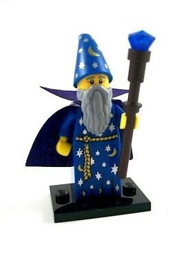 NEW LEGO MINIFIGURES SERIES 12 71007 - Wizard - UNUSED ONLINE CODE