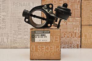 Expressif Throttle Body Renault Megane Ii 1.9 Dci Genuine Oe Renault 8200843370-afficher Le Titre D'origine MatéRiaux De Qualité SupéRieure