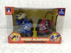 Blue-Hat-Toy-Corp-Speed-Bumpers-Head-2-Head-RC-Battle-Vehicles-2-Player-Action