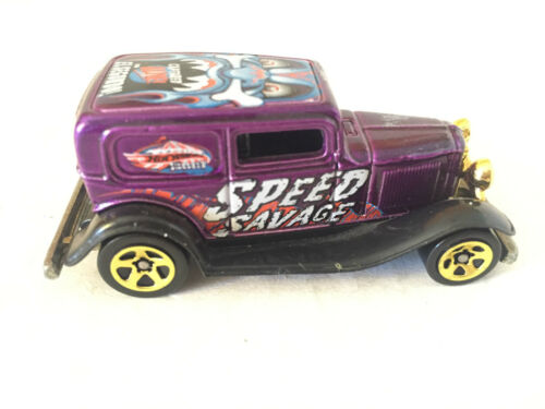 HOT WHEELS SCALA 1:43 MATTEL SPEED SAVAGE