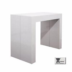 Tavolo-consolle-laccato-bianco-lucido-allungabile-fino-a-300-cm-il-TOP