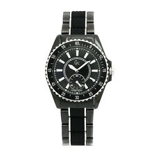 New Authentic GUESS Collection Women Black GC Watch 33003L1 with tag and GC Box