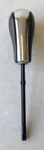 Genuine-Used-MINI-Chrome-amp-Black-Auto-Automatic-Gear-Knob-R50-R52-2