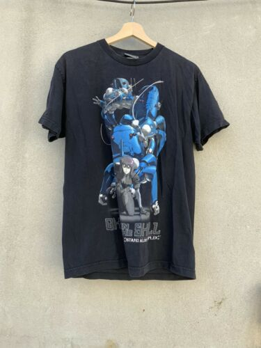 Vintage Ghost In The Shell T-Shirt Original Size M