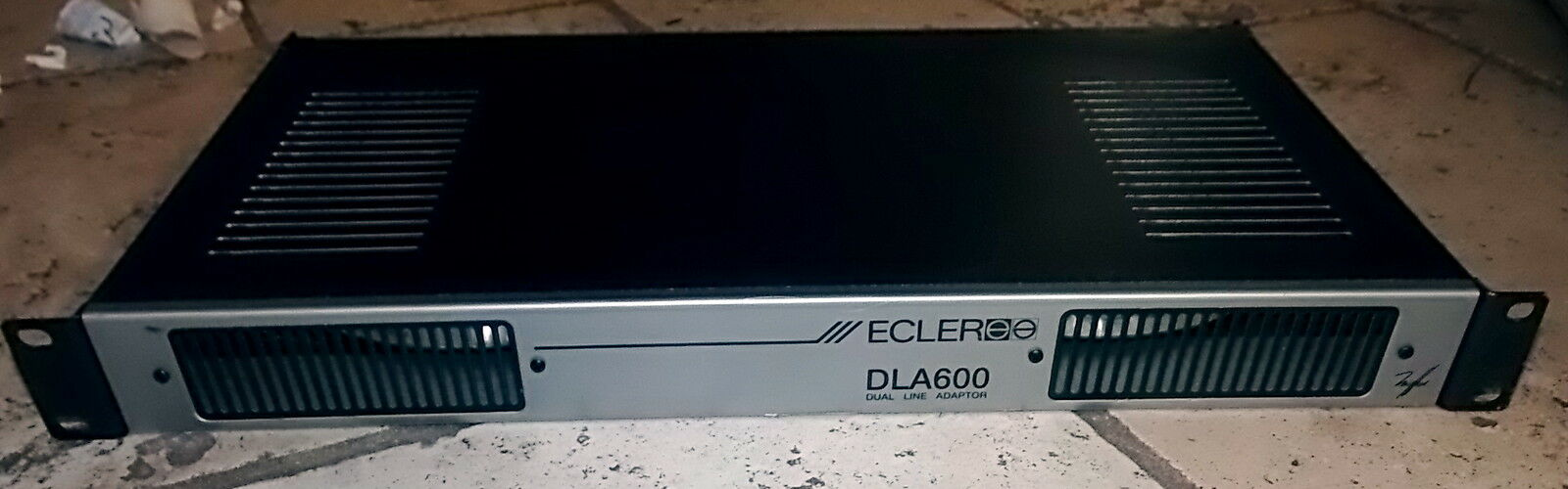 Ecler DLA600 dual  Line Adapter