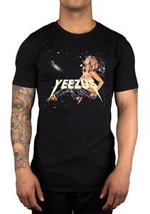 ccdf4c633 Yeezus Las Vegas Tour Life Is Beautiful Graphic T-shirt Tee Yeezy ...