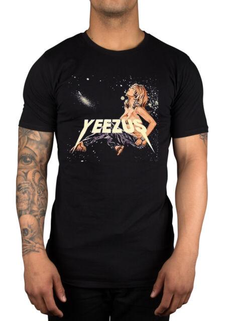 Yeezus Las Vegas Tour Life Is Beautiful Graphic T-shirt Tee Yeezy Kayne Kim Jay