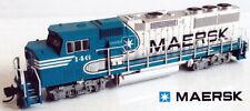 RARE N Scale Fox Valley Models 70511 Maersk GP60M #146