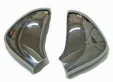 Chrom Spiegelkappen Spiegel Blenden Edelstahl für Peugeot 207 / 308 CC SW