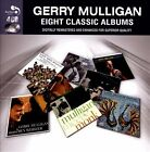 Eight Classic Albums [Box] by Gerry Mulligan (CD, Jan-2012, 4 Discs, Real Gone Jazz)
