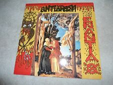 Antidrasi - Enantia LP 1991 RARE Greek Hard Rock