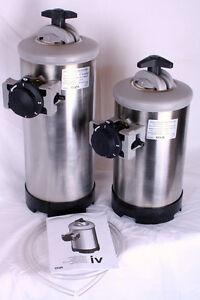 Entkalker Wasserenthärte<wbr/>r iv 12 Ionentauscher + Bypass Wasseraufberei<wbr/>tung .