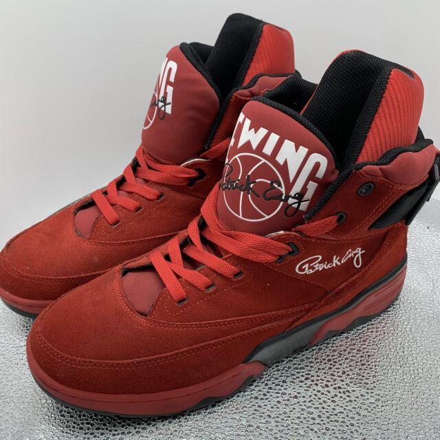 Patrick Ewing Athletics 33 Hi Red/Black