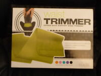 Blue55 Waist Trimmer Slimmer One Size Fits Most- Brand In Box
