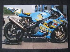 Photo Rizla Suzuki GSX-R1000 2003 #61 John Reynolds (GBR) WSB Assen