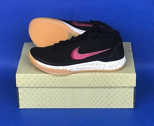 3095d521e5c9 Nike Kobe AD Sz 10 Black sail Gum Light Brown 922482 006 for sale online