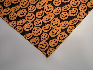 Dog-Bandana-Scarf-Tie-On-Black-Halloween-Custom-Made-by-Linda-S-M-L