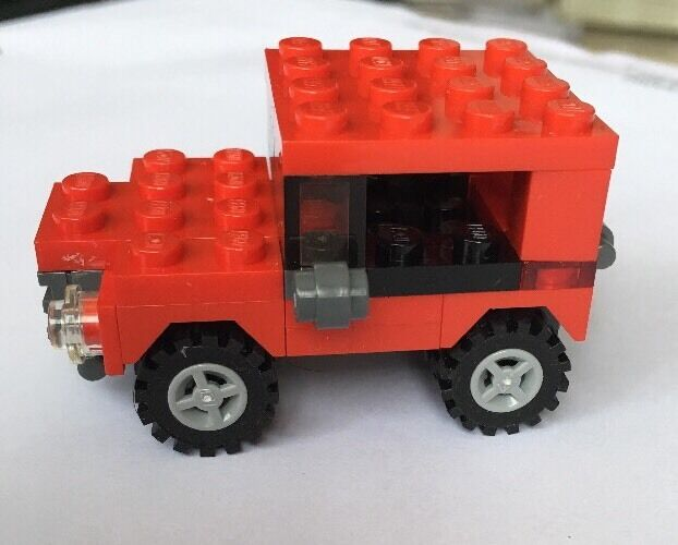 LEGO Creator (7803) Red Jeep