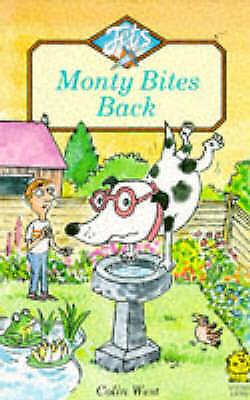 1 of 1 - Jets - Monty Bites Back, Colin West | Paperback Book | Good | 9780006738855