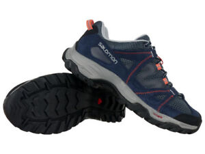 Women-039-s-hiking-and-trekking-shoes-SALOMON-Kinchega-2-Outdoor-Sneakers