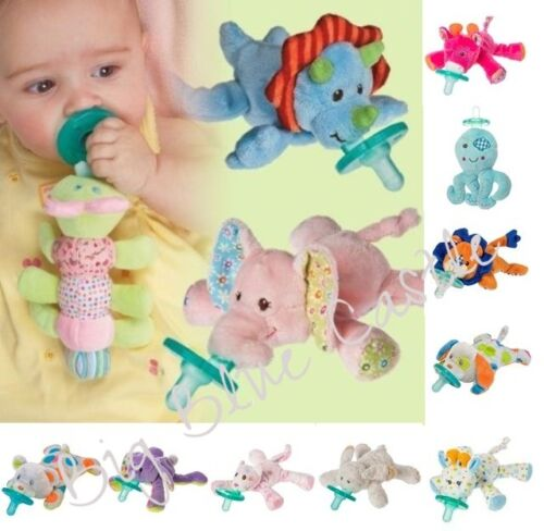 Mary Meyer WubbaNub Infant Baby Soothie Pacifier ~ From an Authorized Retailer