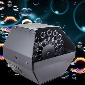 DJ Bubble Blast Blower Stage Maker Show Wedding Party Bubble Machine 110V/220V