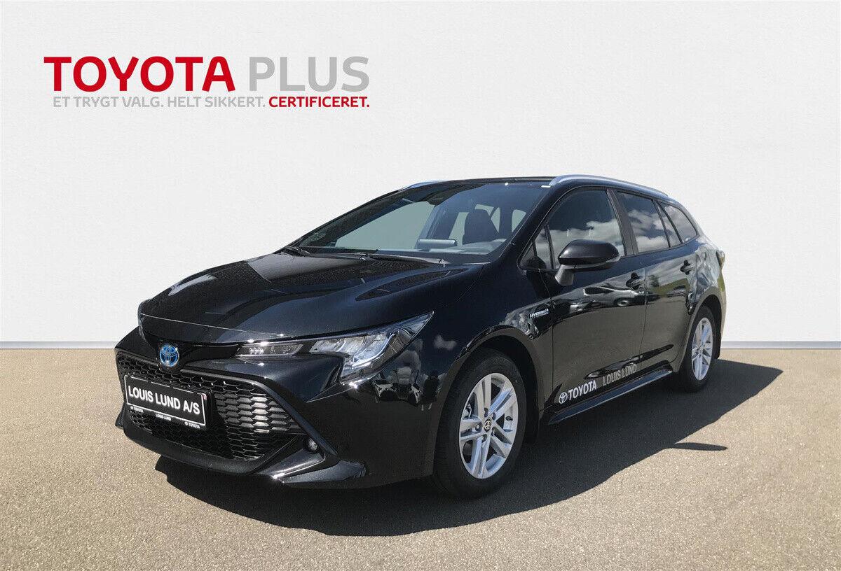 Toyota Corolla 1,8 Hybrid H3 Smart Touring Sports MDS 5d - 299.900 kr.