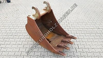 Business & Industrie Tieflöffel Smp722 800 Mm Gebraucht Schaufel Bagger Smp 722 80 Cm 10-19 T Dauerhafte Modellierung Anbaugeräte