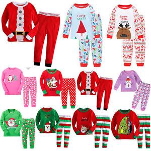 Baby//Toddler Christmas Pyjamas nightwear xmas pjs