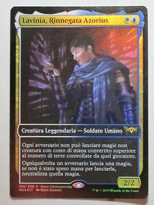 Lavinia-Rinnegata-Azorius-Azorius-Renegade-Foil-promo-MTG-Magic
