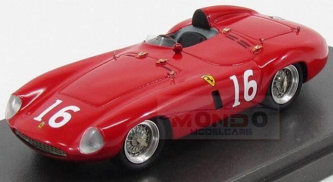 Ferrari 750 Monza Spider Supercortemaggiore Gp 1955 Carrara Models 1 43 D43-075