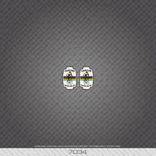 07034 Carlton Head Badge Bicycle Stickers - Decals - Transfers