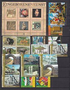 UNO-Wien-postfrisch-Jahrgang-2004
