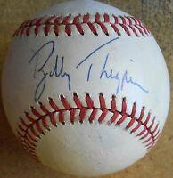 Bobby Thigpen - Signed Rawlings AL Ball - White Sox Auto
