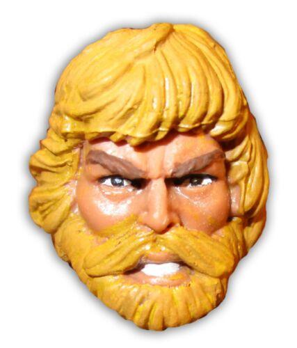 Pré-commande Masters of the Universe Classics Custom Oo-Larr barbu King HEMAN Painted Head