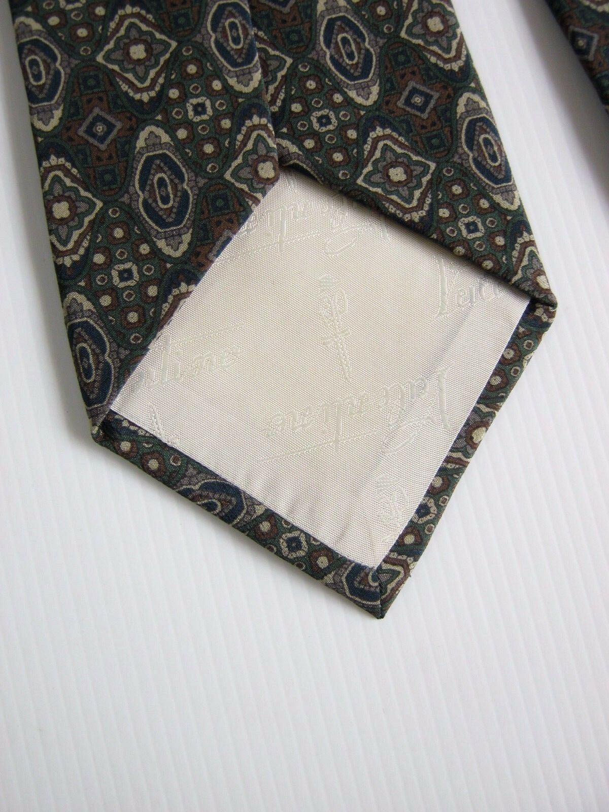Krawatten & Fliegen Stil Seide Seide Original Made In Italien Kleidung & Accessoires