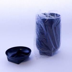 Carré Vert Plats Ronds Pack de 25 Floral Plastique Posy Bol référence SKU 4015  </span>