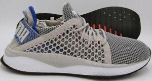 Puma-tsugi-netfit-Scarpe-da-ginnastica-lapis-blu-grigio-bianco-Tessile-364629-01-UK9-US10-EU43