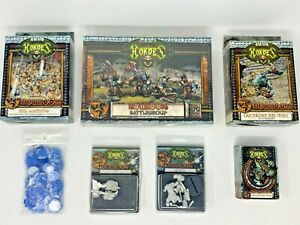 Warmachine-Trollbloods-Hordes-Various-Pieces-New-amp-Pre-Owned-Privateer-Press