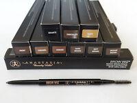 Anastasia Brow Wiz Skinny Brow Pencil W Brush You Choose Shade
