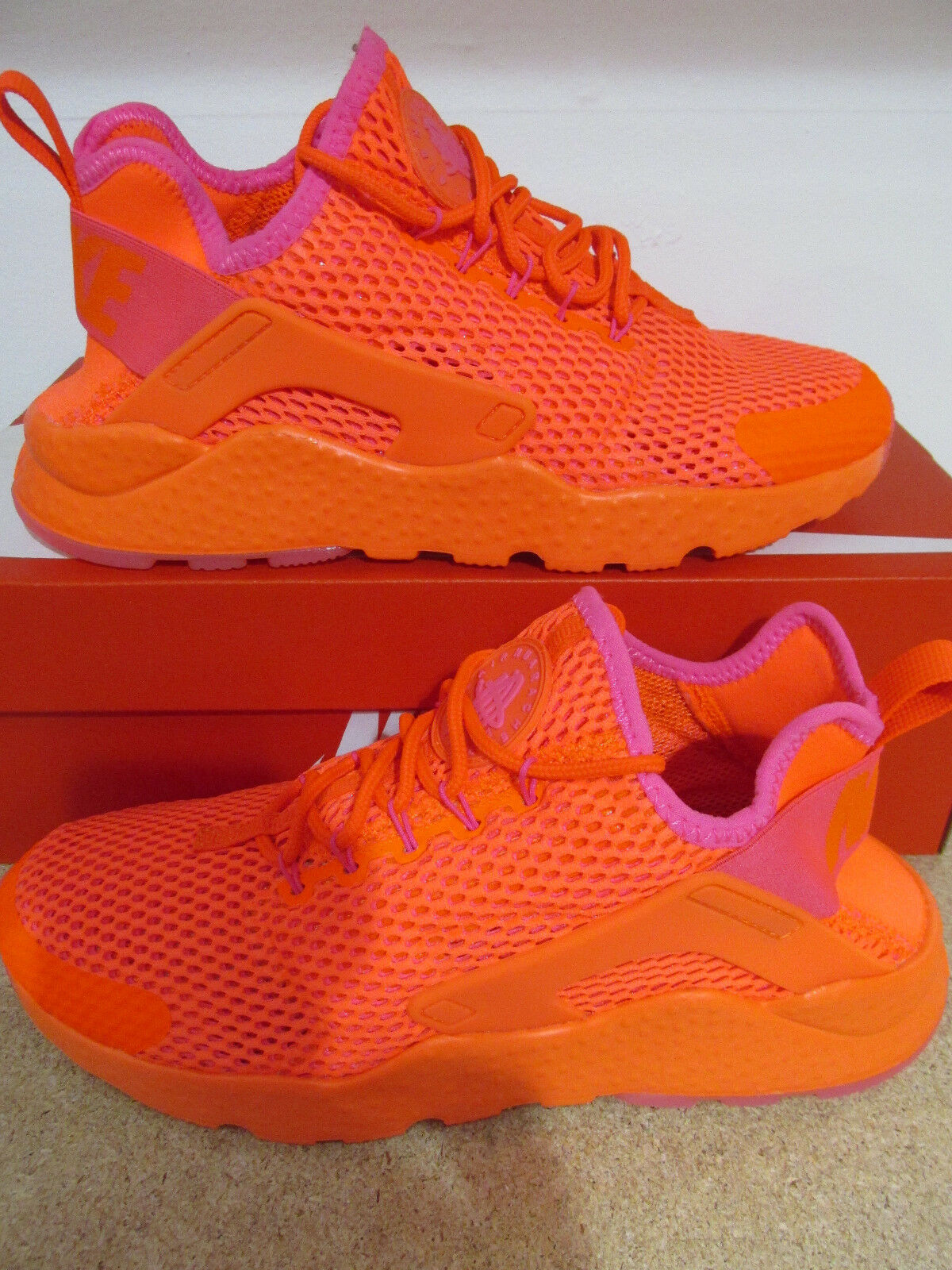 Nike Wo Hommes Huarache Run Ultra BR Shoes Trainers 833292 800 Sneakers Shoes BR 4930c6