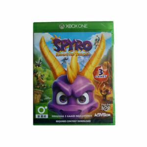 Spyro-Reignited-Trilogy-Xbox-One-Region-Free-NEW-SEALED