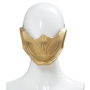 Mortal Kombat 11 Halloween Scorpion Mask Hanzo Hasashi Mask