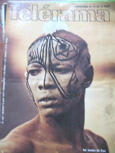 1492-AFRIQUE-LES-NOUBA-BOMBARD-ZARAH-LEANDER-GODARD-DIT-TOUT-7-TELERAMA-1978