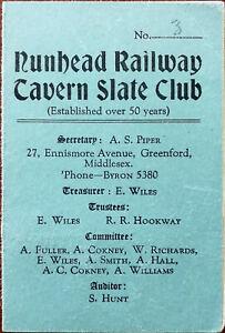 Nunhead-Railway-Tavern-Slate-Club-Membership-Card-1956