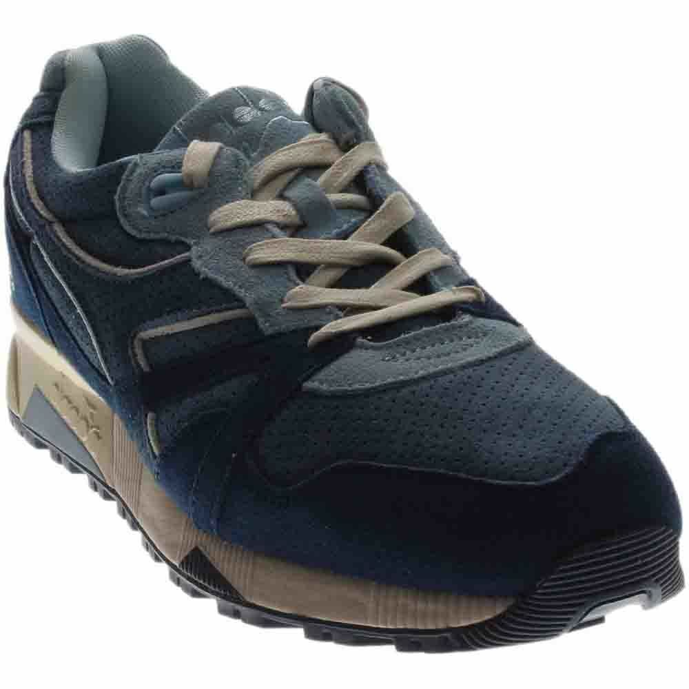 NEW Diadora Diadora N9000 S Men's Blue Athletic Sneakers,Size 10.5 150